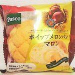 Pasco(パスコ)ホイップメロンパン マロン
